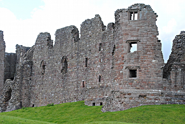 Brough Castle - Eden Valley - Exterior