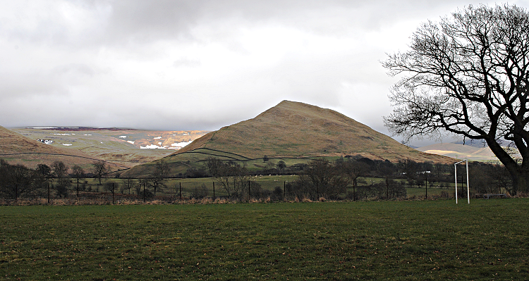 Dufton Pike from Close House near Knock